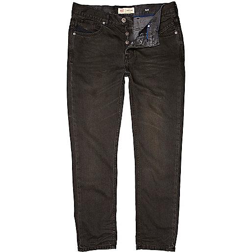 Black wash Dylan slim jeans
