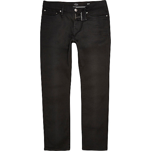Black Dylan slim fit jeans - most wanted - sale - men