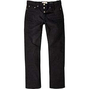 Black Dean straight jeans