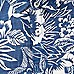 Blue Hawaiian print short sleeve shirt