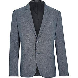 Navy Only & Sons cotton blazer