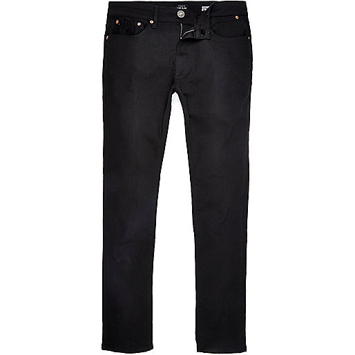 Black Sid skinny stretch jeans - jeans - sale - men