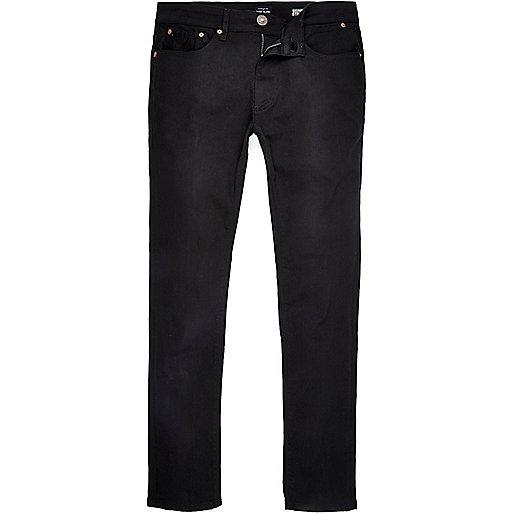 Jean skinny Sid stretch noir