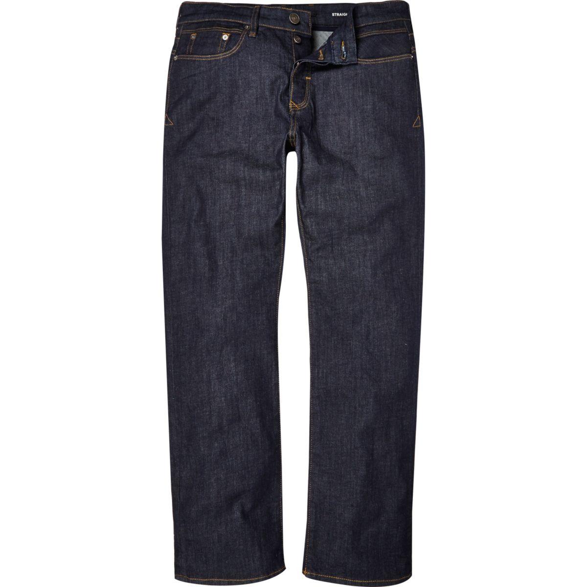 Dark wash Clint bootcut jeans