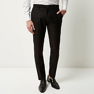 Skinny Fit Trousers | Men Trousers | River Island
