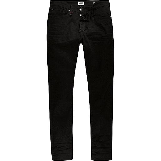 Sid – RI Flex – Schwarze Skinny Jeans