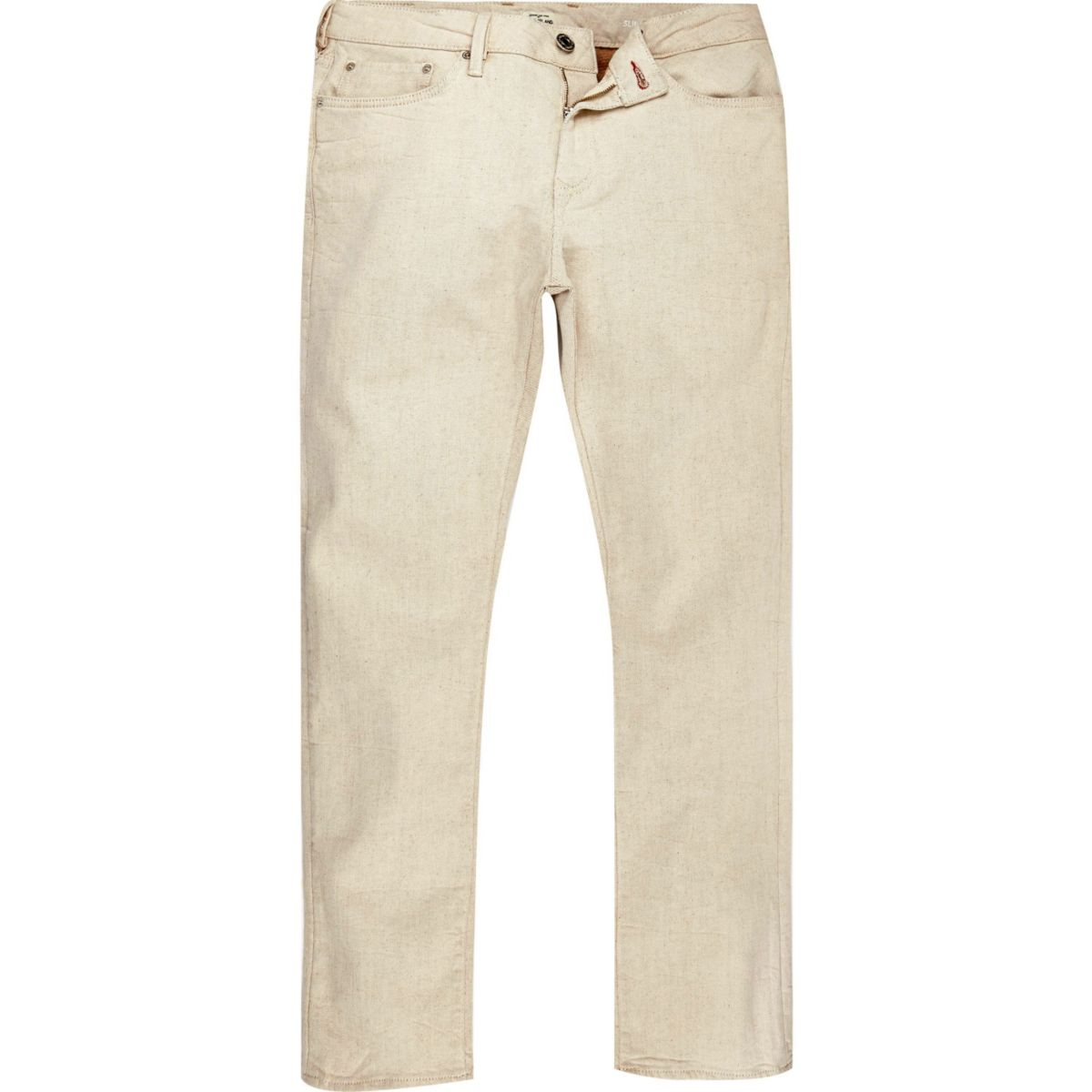 White Dylan slim fit jeans