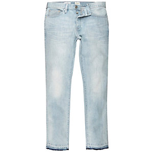 Light blue wash Dylan slim jeans