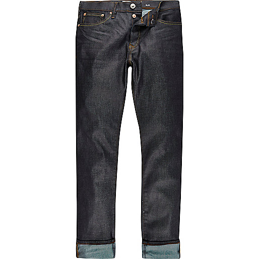 Dark blue wash Dylan slim jeans
