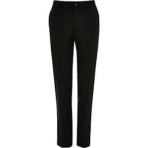 Black Vito slim suit pants