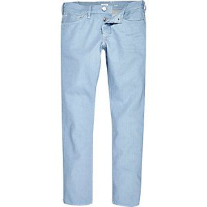 Light blue wash Dylan slim fit jeans