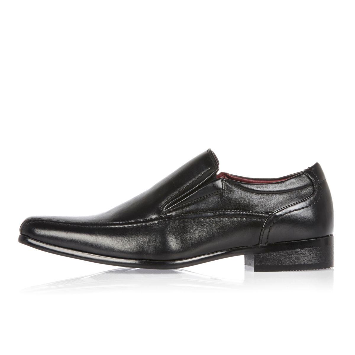 Nette zwarte loafers