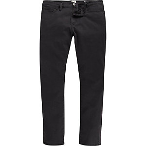 Dark grey Dylan slim fit jeans