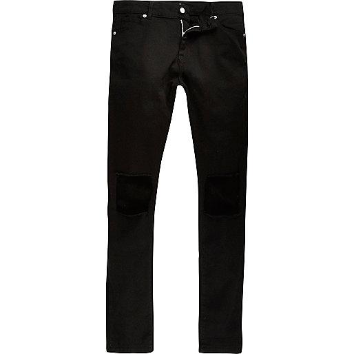 Black Sid ripped skinny jeans