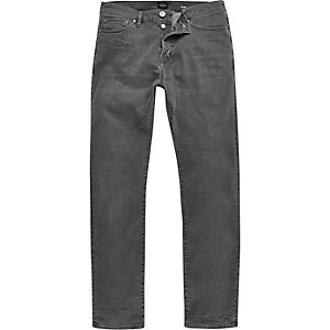 Grey Dylan slim jeans