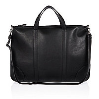 Black Bag Slim Holdall