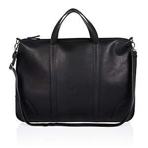 Black Bag Slim Holdall