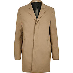 Brown Only & Sons trench coat
