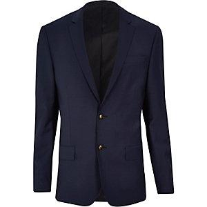 Navy slim Travel Suit jacket