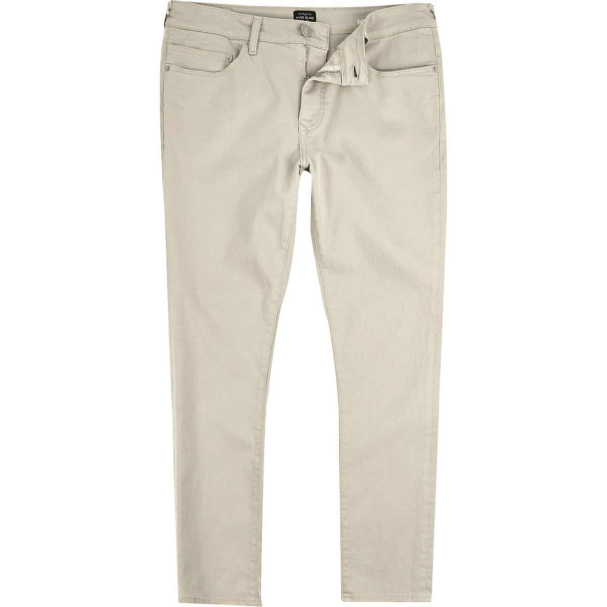 Light brown Danny super skinny jeans