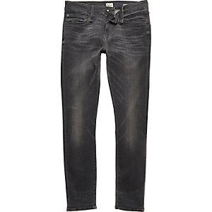 RI Flex Danny grijze superskinny jeans