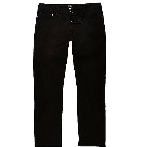 Dylan – Schwarze Slim Jeans