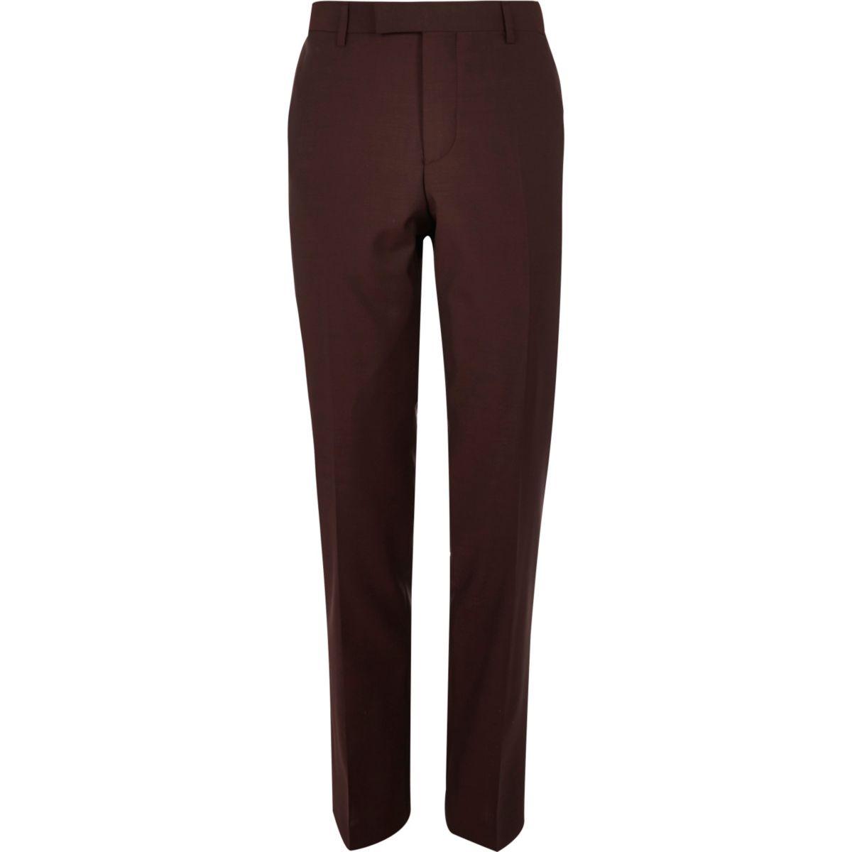 Bessenrode slim-fit pantalon