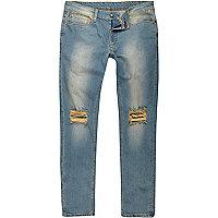 Sid – Hellblaue Skinny Jeans
