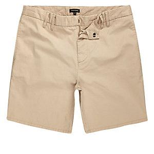 Tan bermuda shorts
