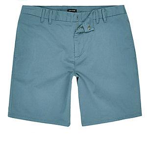 Light blue bermuda shorts