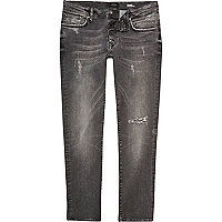 Jean cigarette skinny Ronnie gris