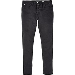 Sid - Grijze skinny jeans