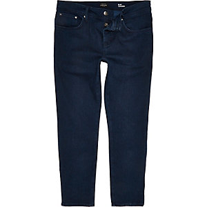 Dark blue wash Jimmy slim tapered jeans