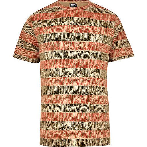 Ecru YMC print T-shirt
