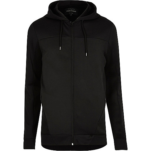 Mens Hoodies & Sweatshirts - Zip Up Hoodies - River Island