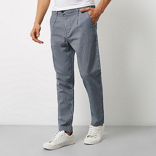 Pantalon ADPT à rayures