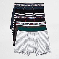 Black stripe hipster multipack