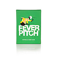 Green fever pitch pack of cards