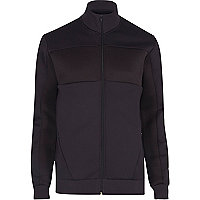 Navy track jacket
