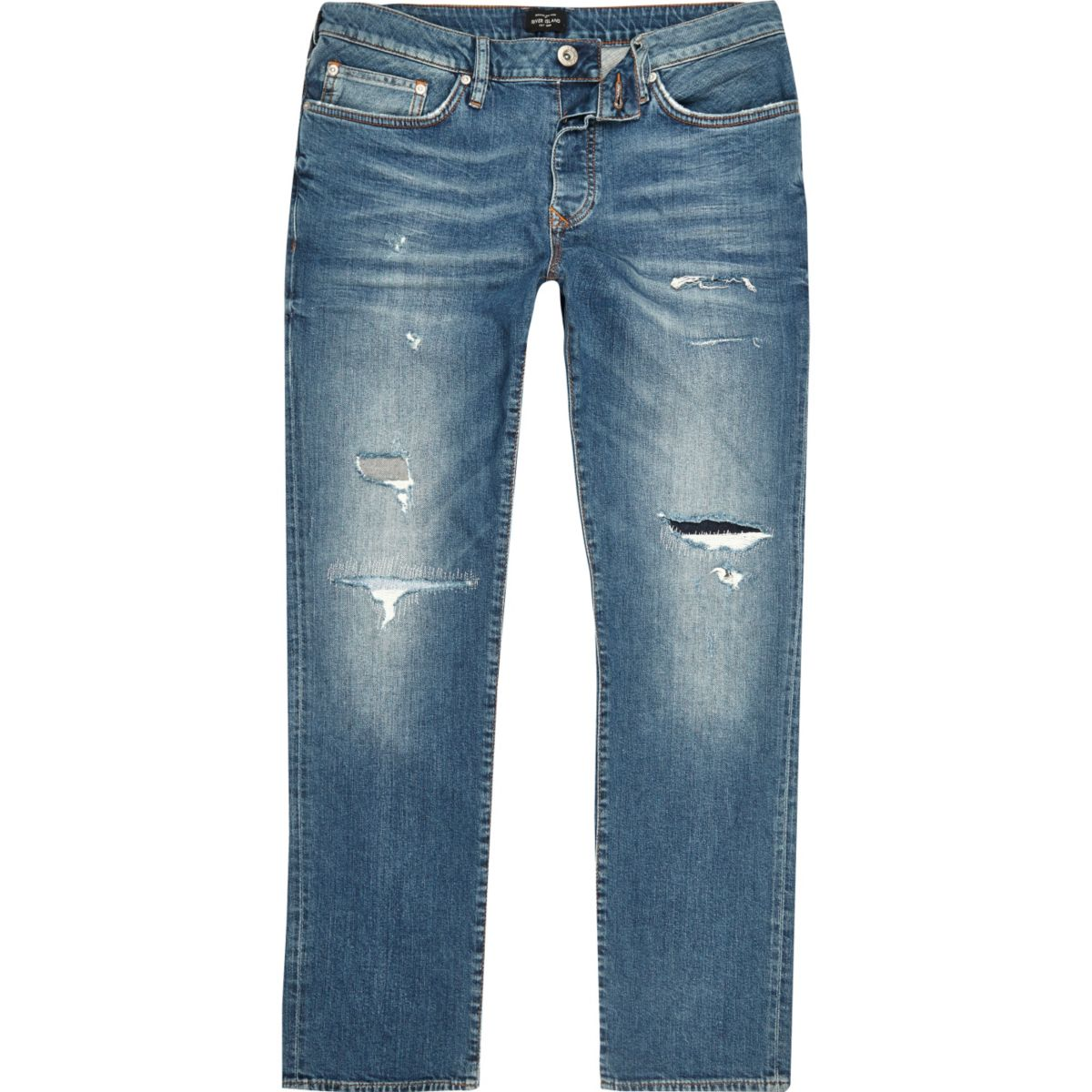 Dark wash Dylan slim fit jeans