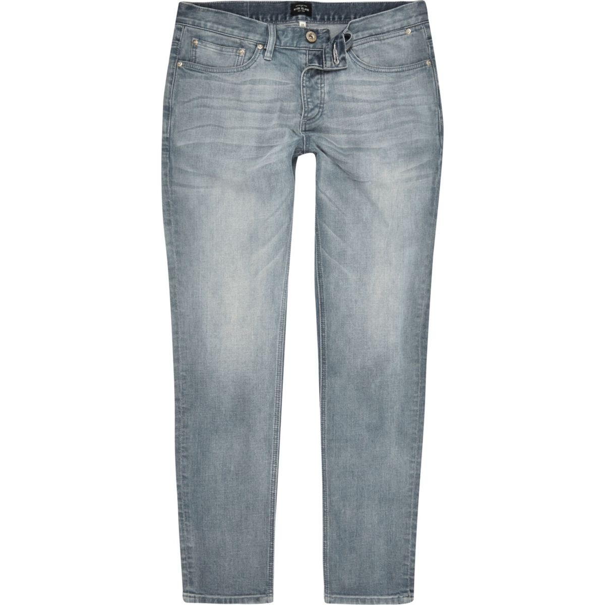 Sid – Jean skinny bleu poussiéreux