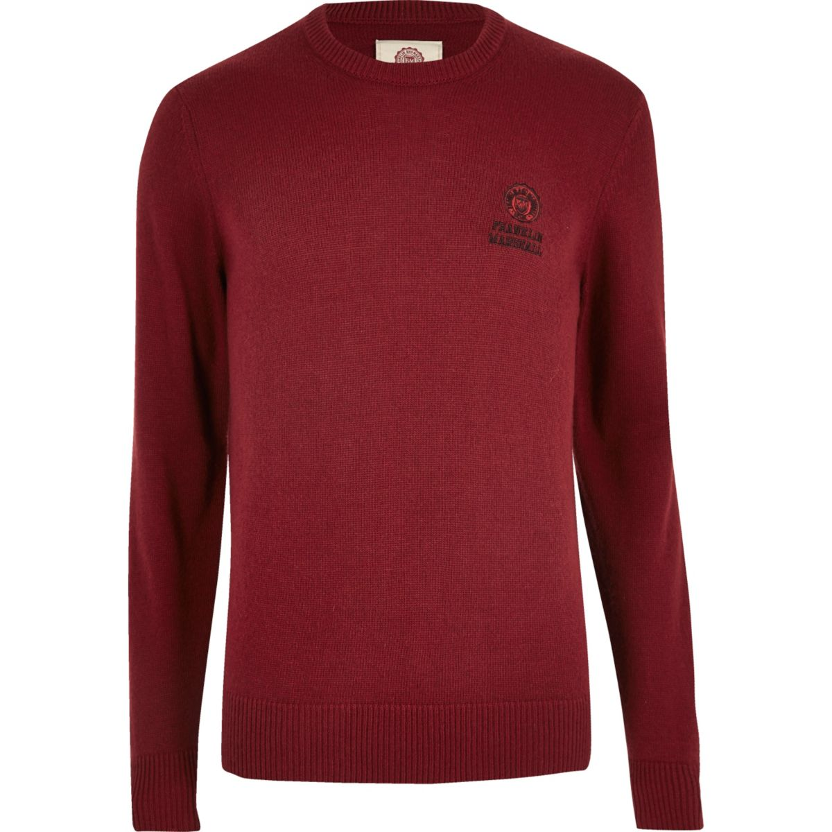 Red Franklin & Marshall sweater