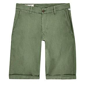 Franklin & Marshall – Grüne Shorts