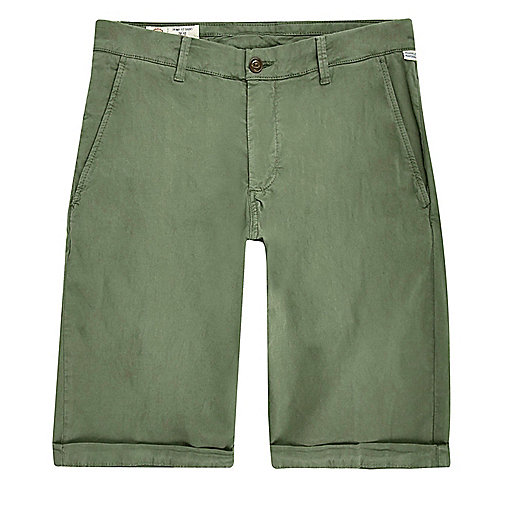 Green Franklin & Marshall shorts