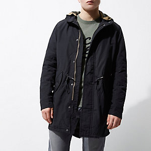 Black Jack & Jones Vintage parka jacket