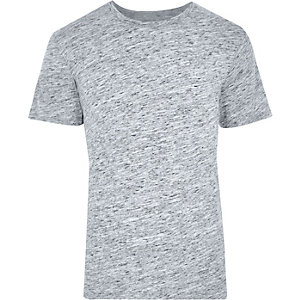 T-shirt Jack & Jones Premium bleu clair