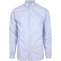 Chemise Jack & Jones Premium habillée bleue