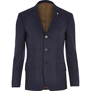 Vito blauwe blazer
