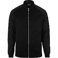 Black Only & Sons nylon sleeve bomber jacket