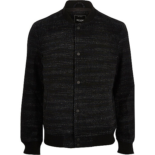 Black Only & Sons woven bomber jacket